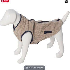 Telluride Boulder Fleece Dog Jacket